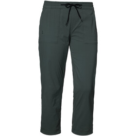 Schöffel Rangun Pantaloni Donna, grigio